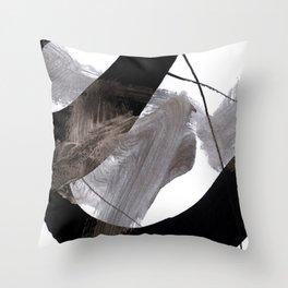 bs 2 Throw Pillow
