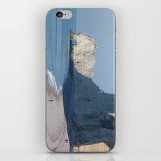 Beach at Etretat, France iPhone & iPod Skin