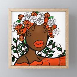 Finding Peace Framed Mini Art Print