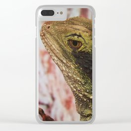 Don't Even Blink Clear iPhone Case