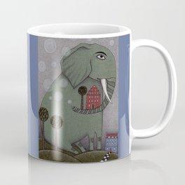 It's an Elephant! Coffee Mug