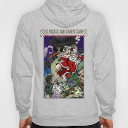 Sex, Drugs, and Candy Canes: The Santa Claus Story Hoody