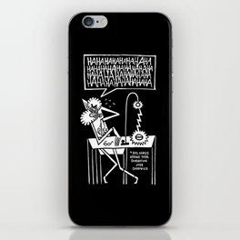 Behold the Power iPhone Skin