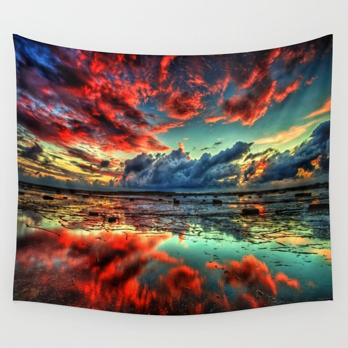Nature 4 Wall Tapestry By Antoniaelena Society6