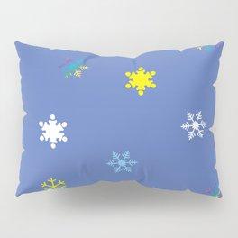 Snowflakes_A Pillow Sham
