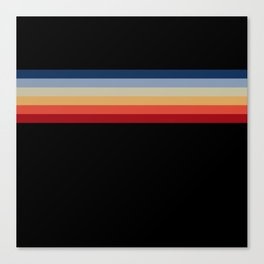 70S Canvas Print
