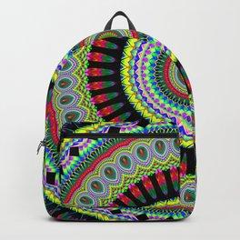 exotic Mandala Backpack