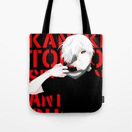 Ken Kaneki - Tokyo Ghoul Tote Bag
