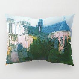 Notre Dame Pillow Sham