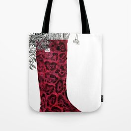 Seattle Boot Tote Bag