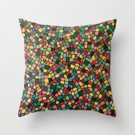 Just Checking In Throw Pillow