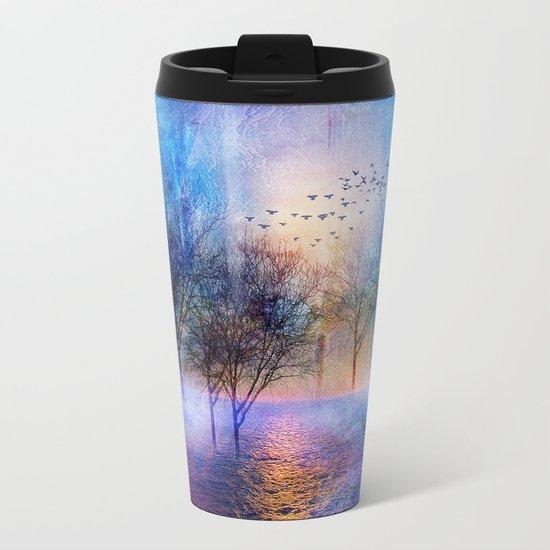 Paisaje y color II Metal Travel Mug