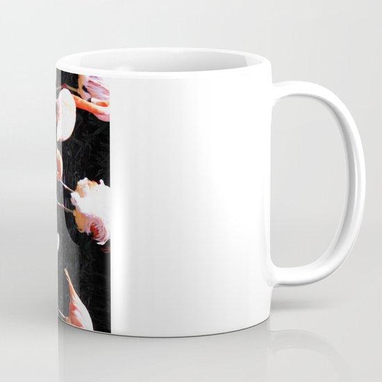 THE DANCE OF THE FLAMINGOS Coffee Mug