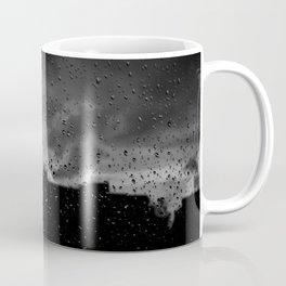 Rainy Day in Brussels Coffee Mug