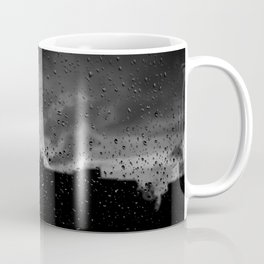 Rainy Day in Brussels Coffee Mug