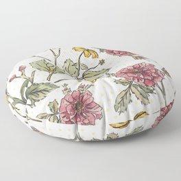 Primavera tardía Floor Pillow