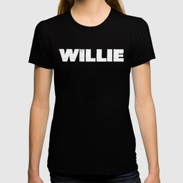 Willie Distressed T-shirt