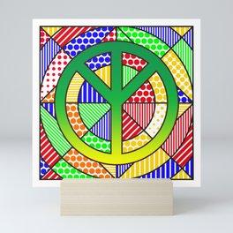 Protect the Earth - Trans Mini Art Print
