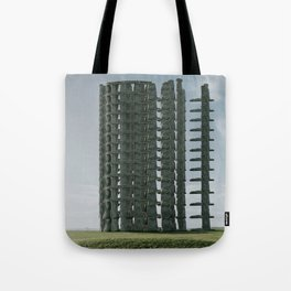 Stonehenge Tower Tote Bag