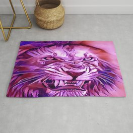 Lion - King of The Beasts Rug