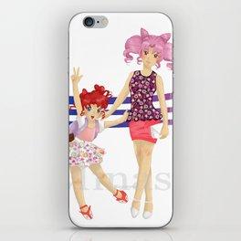 Moon Kingdom iPhone Skin