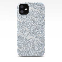 Japanese Wave iPhone Case