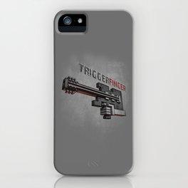 Triggerfinger iPhone Case
