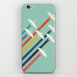 The Cranes iPhone Skin