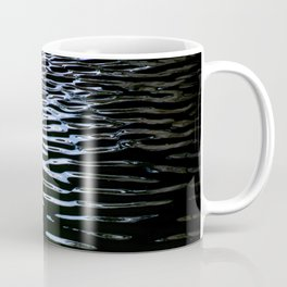 Reflection in Dark Water Coffee Mug
