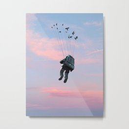 Take me away Metal Print