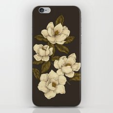 Magnolias iPhone & iPod Skin