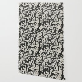 9 x 12 bw Wallpaper