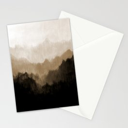 Old Mountain Stationery Cards