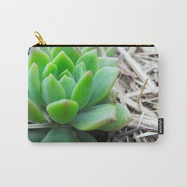 Graptopetalum Succulent Carry-All Pouch