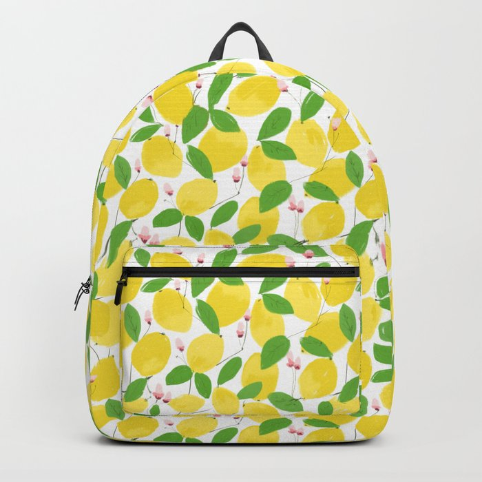 california lemons Backpack