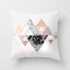 Graphic 110 Throw Pillow