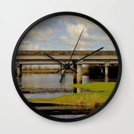 Manchac Wall Clock