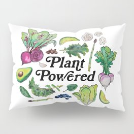 Plant Powered Pillow Sham