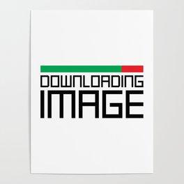 Downloading Image Poster