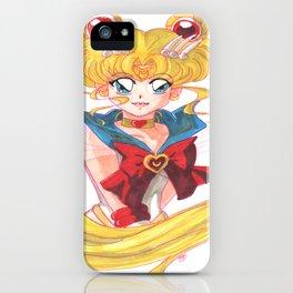 Super Sailor Moon iPhone Case