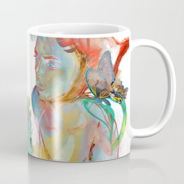 Drifting Particles Coffee Mug