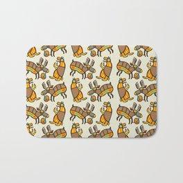 Moose & Bear Bath Mat