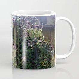 Garden Gateway Coffee Mug