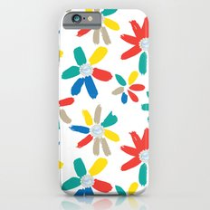 Floral Jewels iPhone 6s Slim Case