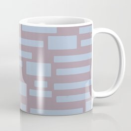 Sugar Cane - Scandinavian Mid-Century Stripes Coffee Mug