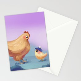 Chickies Stationery Cards