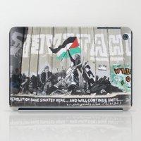 palestine iPad Cases featuring Bethlehem, Palestine by cathleenphotos