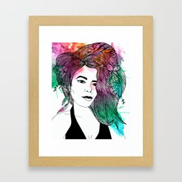 Lau Framed Art Print