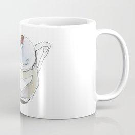 Teapot & Bubbles Coffee Mug