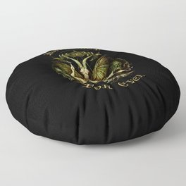 Baphomet Floor Pillow